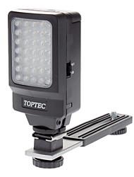 2 * AA Powered 35-LED 5000-6000K Video Light для видеокамеры