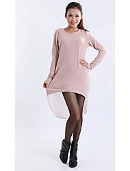 Women's Tops & Blouses , Knitwear/Polyester Xirui