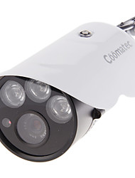 Coomatec DVRCam CCTV SD Card DVR IR-Cut Waterproof Camera C901 (Lens 8mm, Array IR Led)