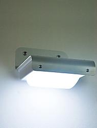 Outdoor Solar 16SMD White Light Sensor Wall Ggarden Light (CIS-58100)