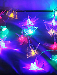 20 Solar Powered Outdoor String Lights-Fairy Lights-Natale della luce della stringa per la decorazione