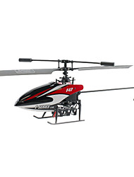 2.4GHz 4CH F47 Single Rotor Fixed Pitch RC Hubschrauber mit Gyro
