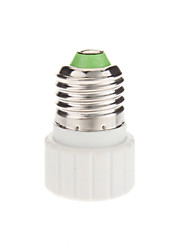 E27 to GU10 LED Bulbs Socket Adapter