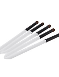 5pcs Eyeshader Brush Nasal Brush