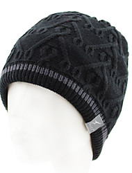 Deniso-Men's Insulated Knitted Cap