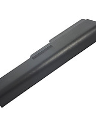 5200mAh substituição da bateria do portátil para Lenovo B460 B550 G430 G450 N500 - Preto
