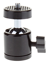 360 Swivel Ballhead Tripod Monopod Bracket Stand For Camera