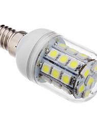 LED Mais-Birnen T E14 5W 390-420 LM 6000 K 30 SMD 5050 Kühles Weiß AC 220-240 V
