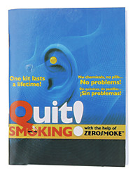 Newest Technology Auricular Therapy Magnets Zerosmoke to Quit Smoking with No Chemicals No Pills