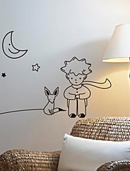 Cartoon Le Petit Prince de Stickers muraux