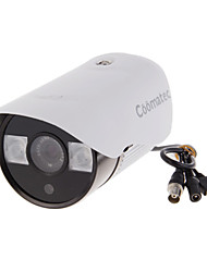 Coomatec DVRCam CCTV SD Card DVR Waterproof Camera C902 with 1/3 Inch Sony CCD (Array IR Leds, AV-OUT BNC)