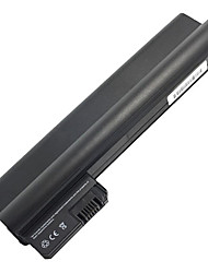 7800mah Replacement Laptop Battery for HP Mini210 210-1023TU 1098TU HSTNN-DB0P 9cell - Black