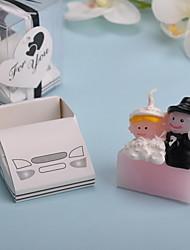 carro casamento velas 1 peças de um conjunto