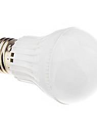 Lampadine globo 9 SMD 2835 E26/E27 3 W 180 LM 6000 K Luce fredda AC 220-240 V