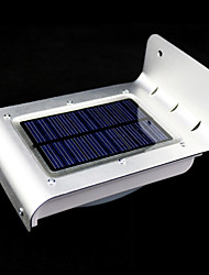 Outdoor Solar Power 16 LED Motion Sensor Detector Security Garden Light Lamps