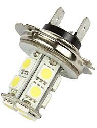 Merdia 2 шт H7 белый 13 5050 SMD LED Foglight головного света Лампа-LEDD001B13H7