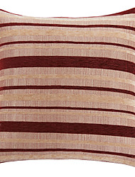 AnTi™ Polyester Pillow Cover Striped Traditional