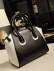 MIQIANLIN Fashion Simple PU Leather Tote