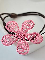 Z&x® обмотки флуоресцентный цвет цветок кольцо