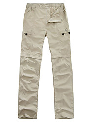 LangZu Men's Detachable QuickDry hiking Trousers
