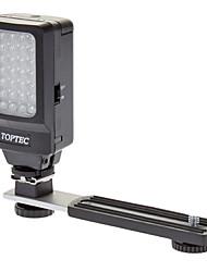 DV-35 LED универсальный Video Light Lamp + видеокамеры Монтажный кронштейн для DSLR