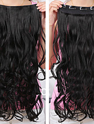 Black Long Curly Classic Lolita Wig