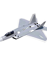 50mm FED Mini F-22 Raptor EPO con Gyro PNP