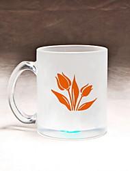 Glass Mug (More Designs)