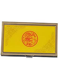 Motif Dargon personnalisé porte-cartes (plus de couleurs)