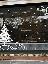 Bem-vindo de férias de Natal adesivos de parede