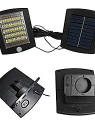 Outdoor Solar Power 36-LED Motion Sensor PIR Security Wall Path Garden Light