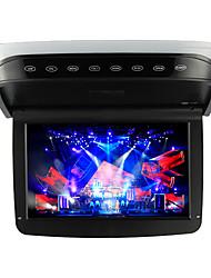 """11.4 """"toit monter lecteur DVD de voiture support DVD, SD, USB, fm, ir, mp4, jeu sans fil"""