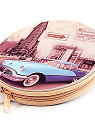 Modern Iron Bubble Car Print CD Case(24pcs)