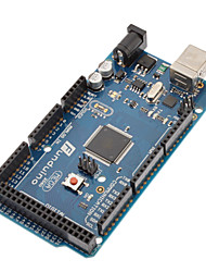 MEGA 2560 ATmega2560 AVR placa USB