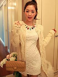 Manteau de tricots pour femmes