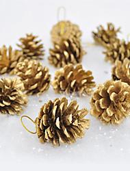 Christmas Tree Decoration Pine Cone Ornament