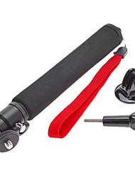 Accessoires für GoPro,Einbeinstativ Stativ Schraube Träger Handgriffe HalterungFür-Action Kamera,GoPro Hero 5 Gopro 3/2/1 Alles Gopro