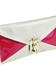 Pochettes en cuir / soirée inoubliable brevets Sacs à main (plus de couleurs)