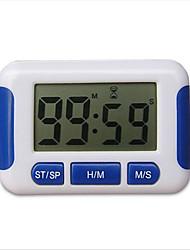 """3.25 """"Прямоугольник цифровой сигнализации часы обратного отсчета (Цвет Randomed)"""
