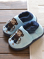 Modern Lovely Monkey Baby Slippers