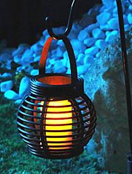 LED Kunststoff Candle Light Dekorative Licht (Batterie nicht eingeschlossen)