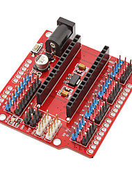 Multi-Function Funduino Nano Shield Nano Sensor Expansion Board