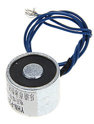20 x 15 mm DC Electro Holding Magnet Attractive force 2.5kg 12V  (22cm-Cable)