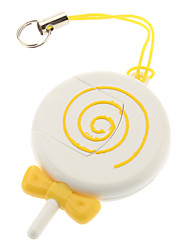 Lollipop USB 2.0 Micro SD / TF Card Reader Amarelo