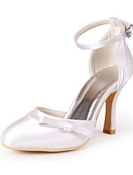 Satin  Wedding Stiletto Pumps Heels(More Colors)