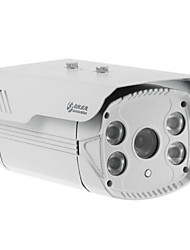 CCTV Security Surveillance 600TV Line Waterproof Camera with 1/3 Inch Sony CCD, 4 Super IR Array LED