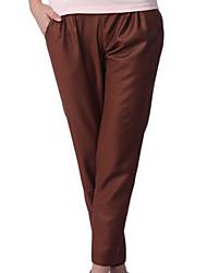 Ocio Pantalones pitillo de unifo Mostrar Mujeres