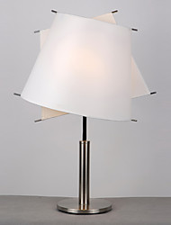 Creative Fashion Table Lamp With White Shade