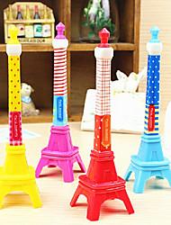 Eiffeltoren Shaped Balpen (willekeurige kleur)
