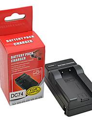 DSTE DC74 Caricabatteria per Casio NP-50 Batteria EX-V7 EX-V8 EX-V3 Camera NOVITÀ